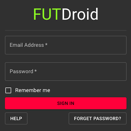 Download FUTDroid FUT AutoBuyer